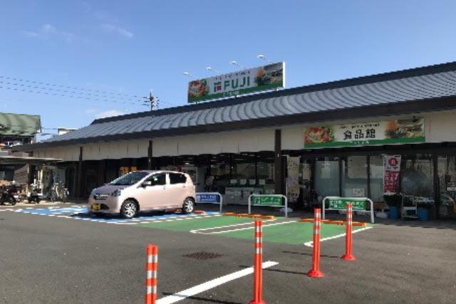 近隣画像:ファミリータウン筒井|松前町筒井