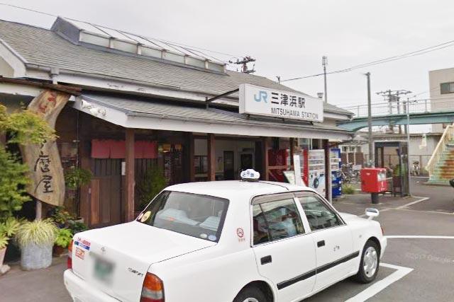 近隣画像:松山市新浜町1区画
