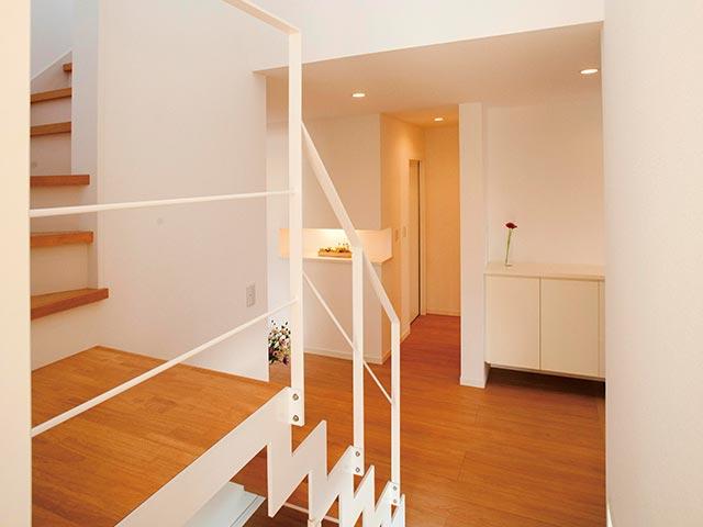 ギャラリー画像2:真っ白な家
