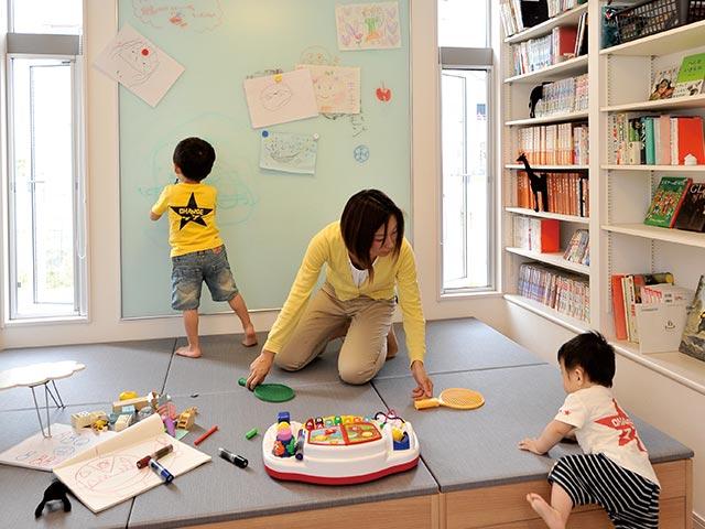 ギャラリー画像4:頭の良い子が育つ家