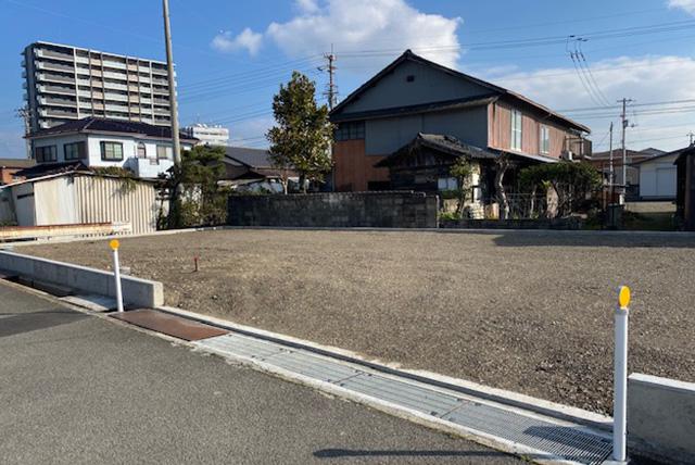 画像:松木2区画分譲地1