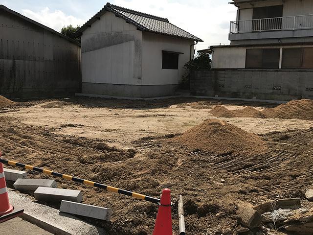 画像:上徳 土地