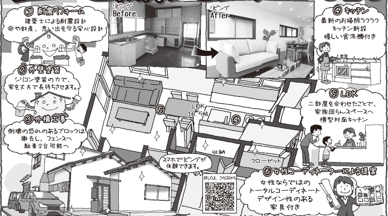 ギャラリー:リフォーム済み住宅販売会in高橋