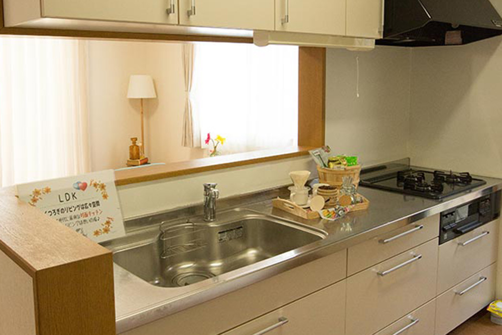 物件画像ギャラリー:共働き夫婦が親と一緒に住める家