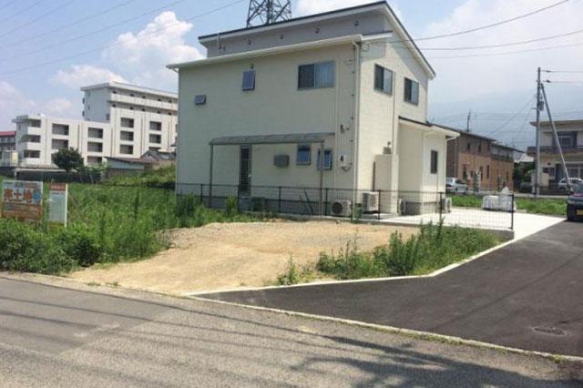 画像:三島朝日3丁目3区画分譲地3