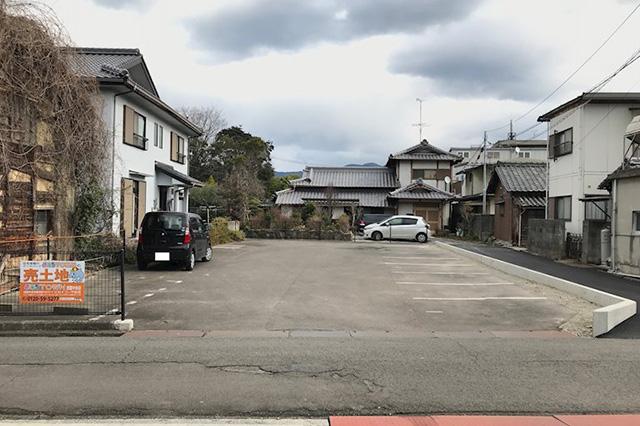 画像:金生町下分 土地