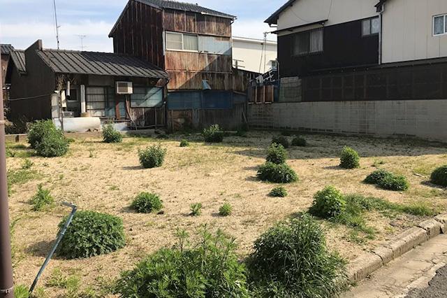 画像:蔵敷町 土地