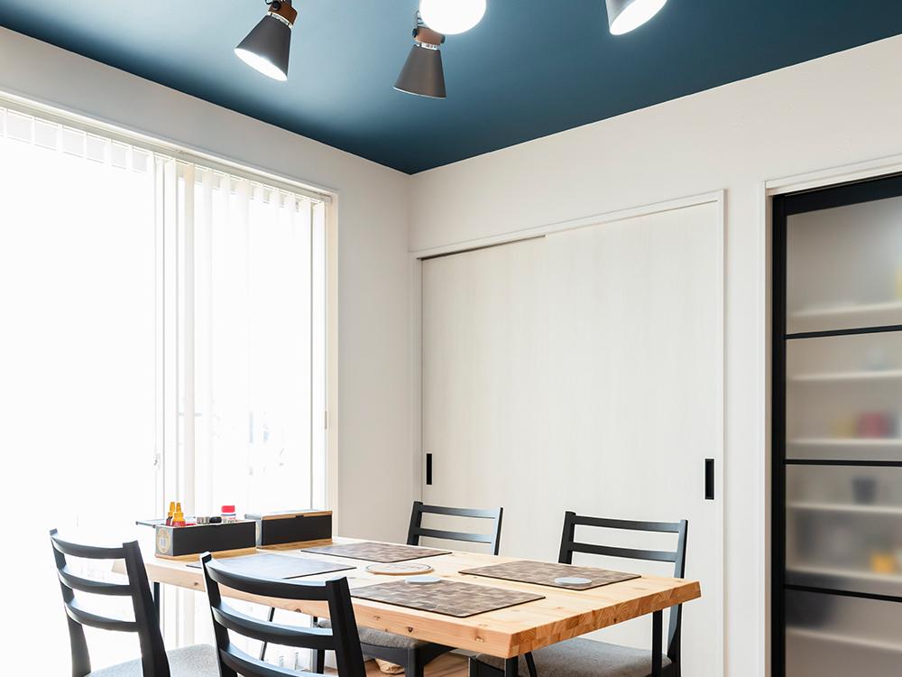 ギャラリー画像2:色を楽しむ家