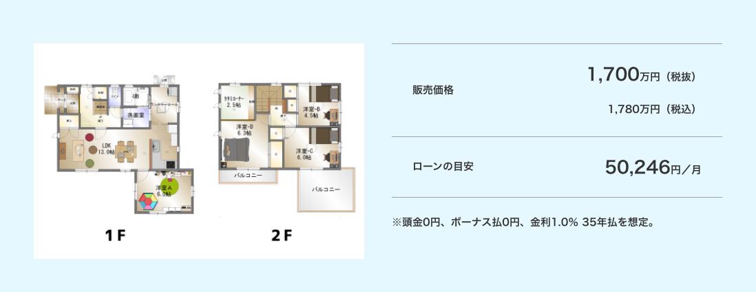 物件画像:四国中央市川之江町リフォーム済住宅販売会