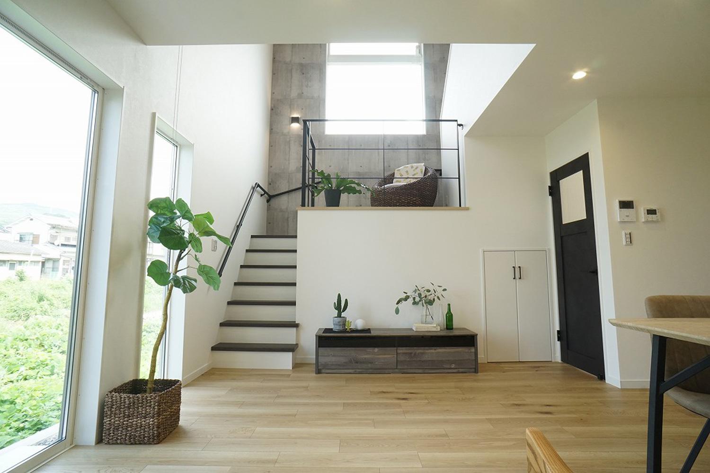 画像:「スキップフロアのある家」モデルハウス予約制見学会