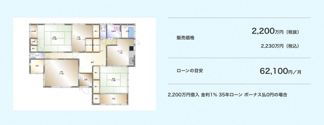物件画像:【このイベントは終了しました】四国中央市中曽根町リフォーム済住宅販売会